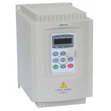 Частотный преобразователь E-V81G-0R7S2 — 0,75 кВт, 4 А, 220В