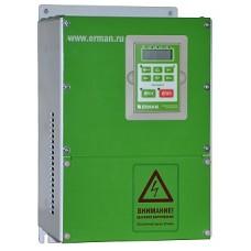 Частотный преобразователь ER-02Т-6R5S2 — 6,5 кВт, 24А, 220В