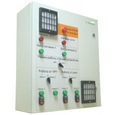 Станции управления для насосов АГАВА-Е-НС